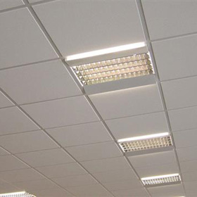 Suspended Grid Ceiling